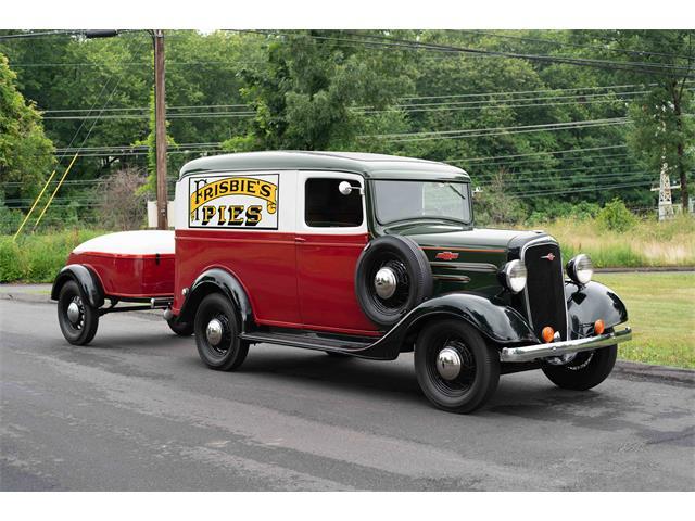 1936 Chevrolet Pickup (CC-1139516) for sale in Orange, Connecticut