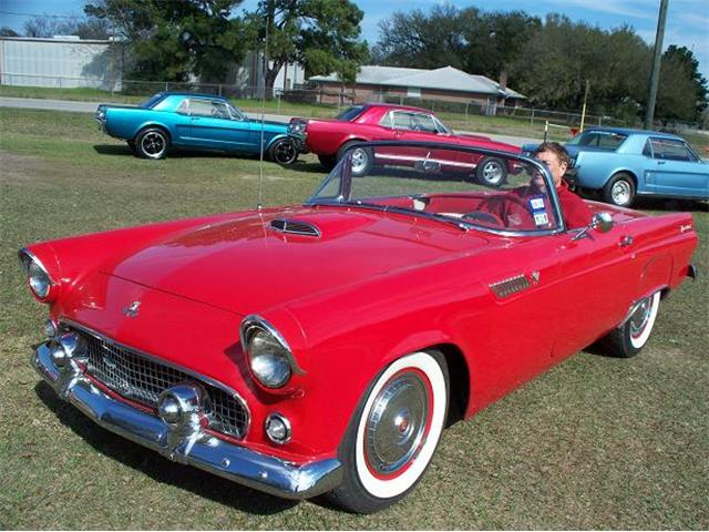 1955 Ford Thunderbird (CC-1139519) for sale in CYPRESS, Texas