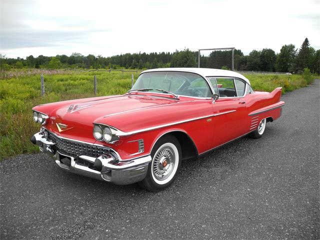 1958 Cadillac Coupe DeVille (CC-1139543) for sale in SUDBURY, Ontario