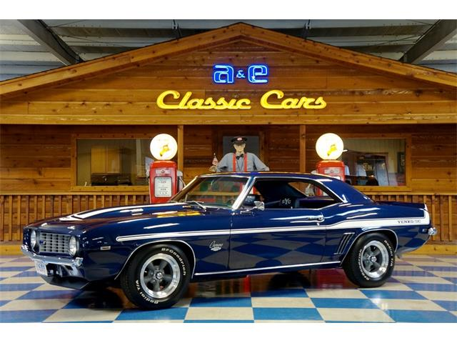 1969 Chevrolet Camaro (CC-1139546) for sale in New Braunfels, Texas