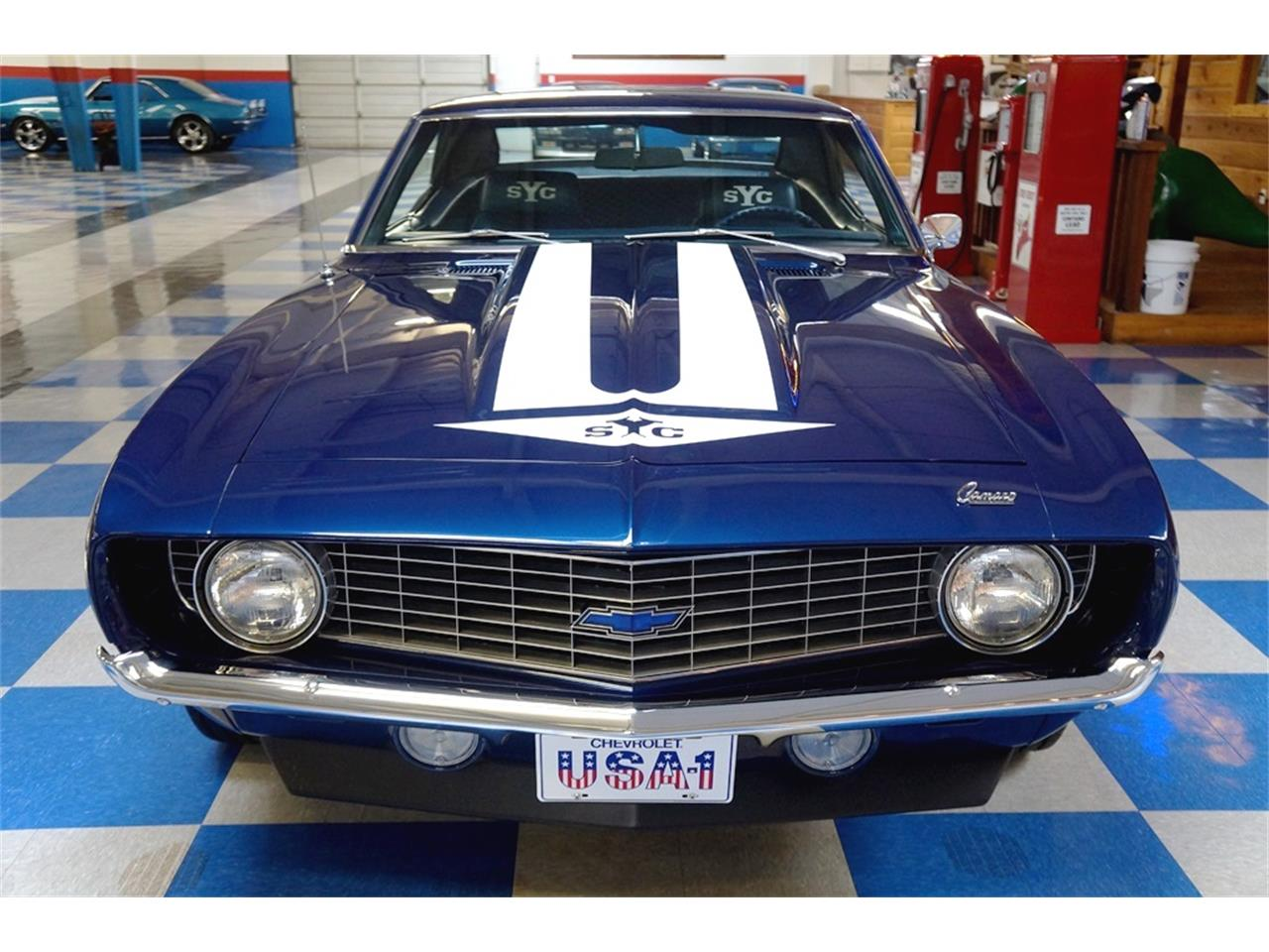 1969 Chevrolet Camaro (CC-1139546) for sale in New Braunfels, Texas