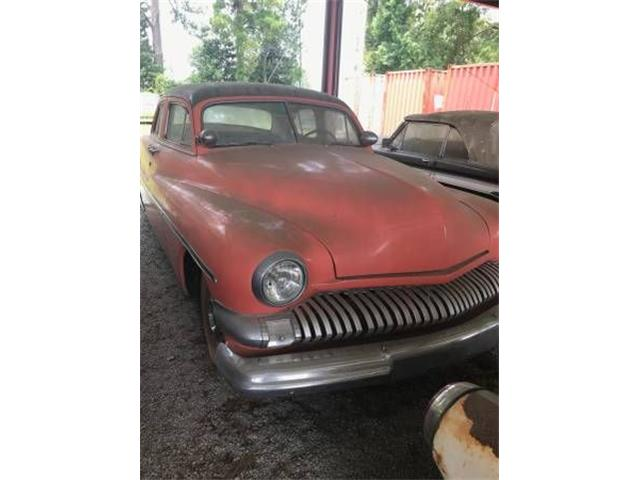 1951 Mercury Sedan (CC-1139650) for sale in Cadillac, Michigan