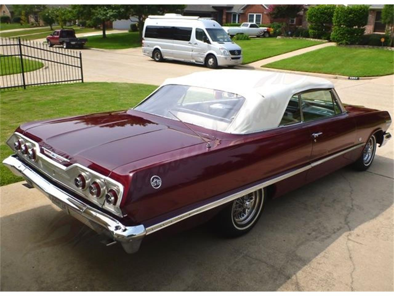 1963 Chevrolet Impala SS (CC-1139717) for sale in Arlington, Texas