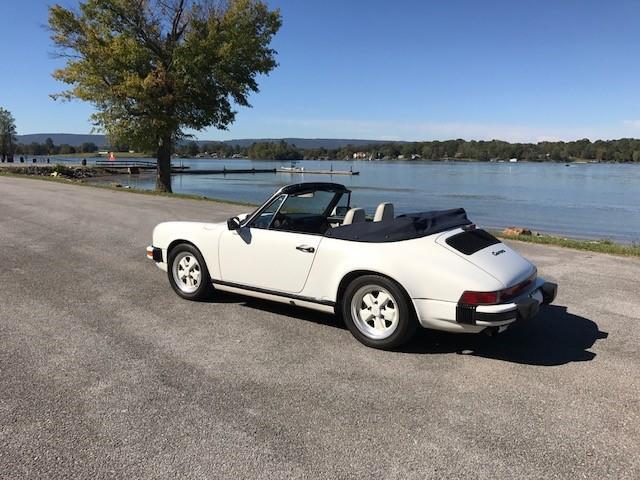 1988 Porsche 911 Carrera (CC-1140000) for sale in Hixson, Tennessee