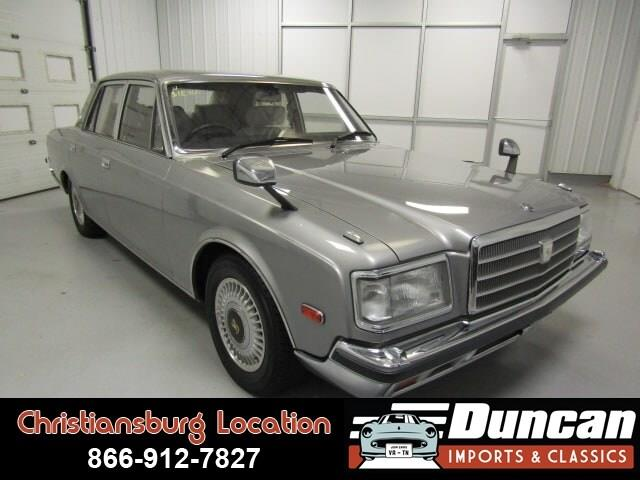 1993 Toyota Century (CC-1141091) for sale in Christiansburg, Virginia