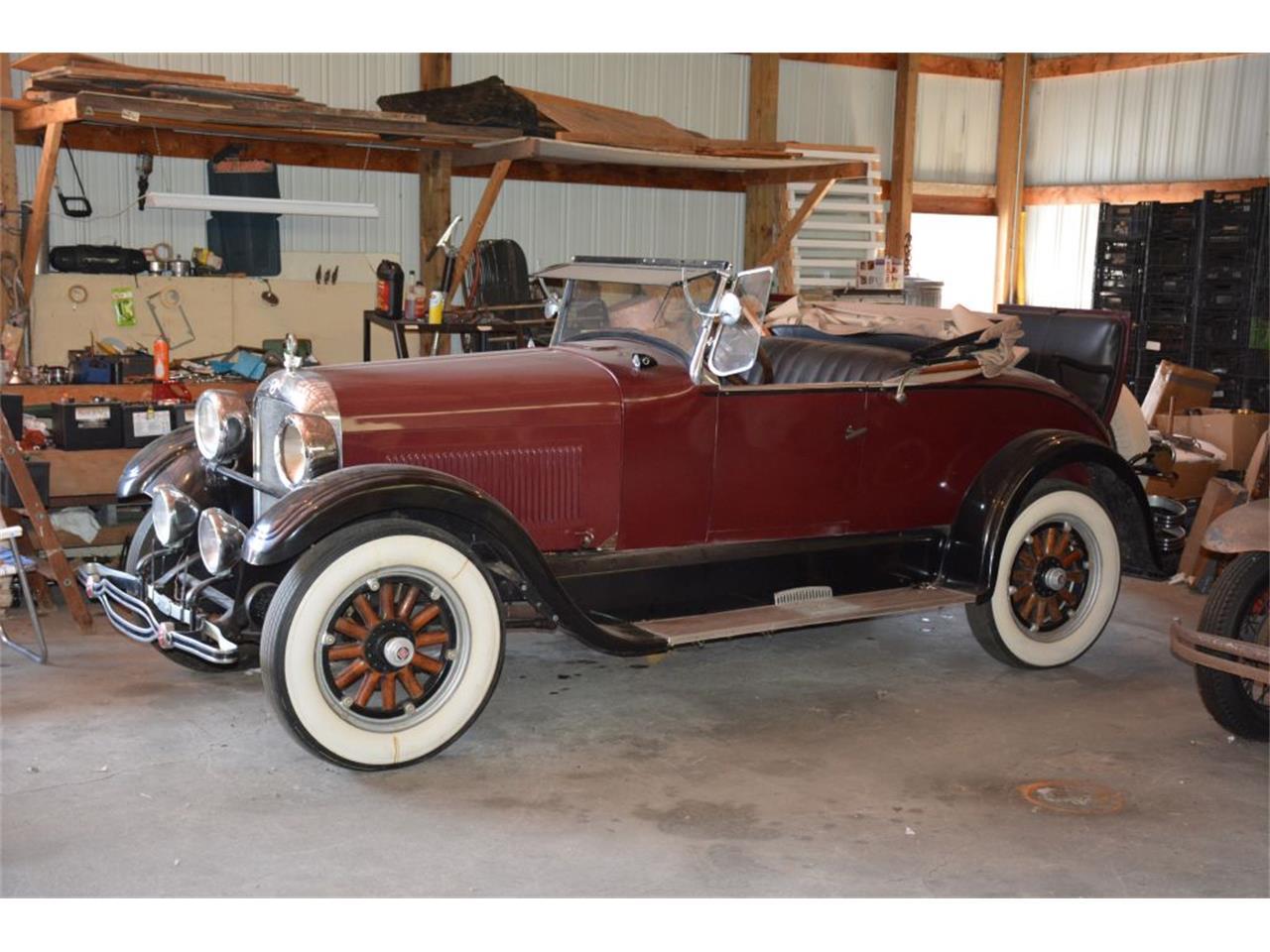 1926 CHEVROLET LANDAU SERIES V COUPE - 79256