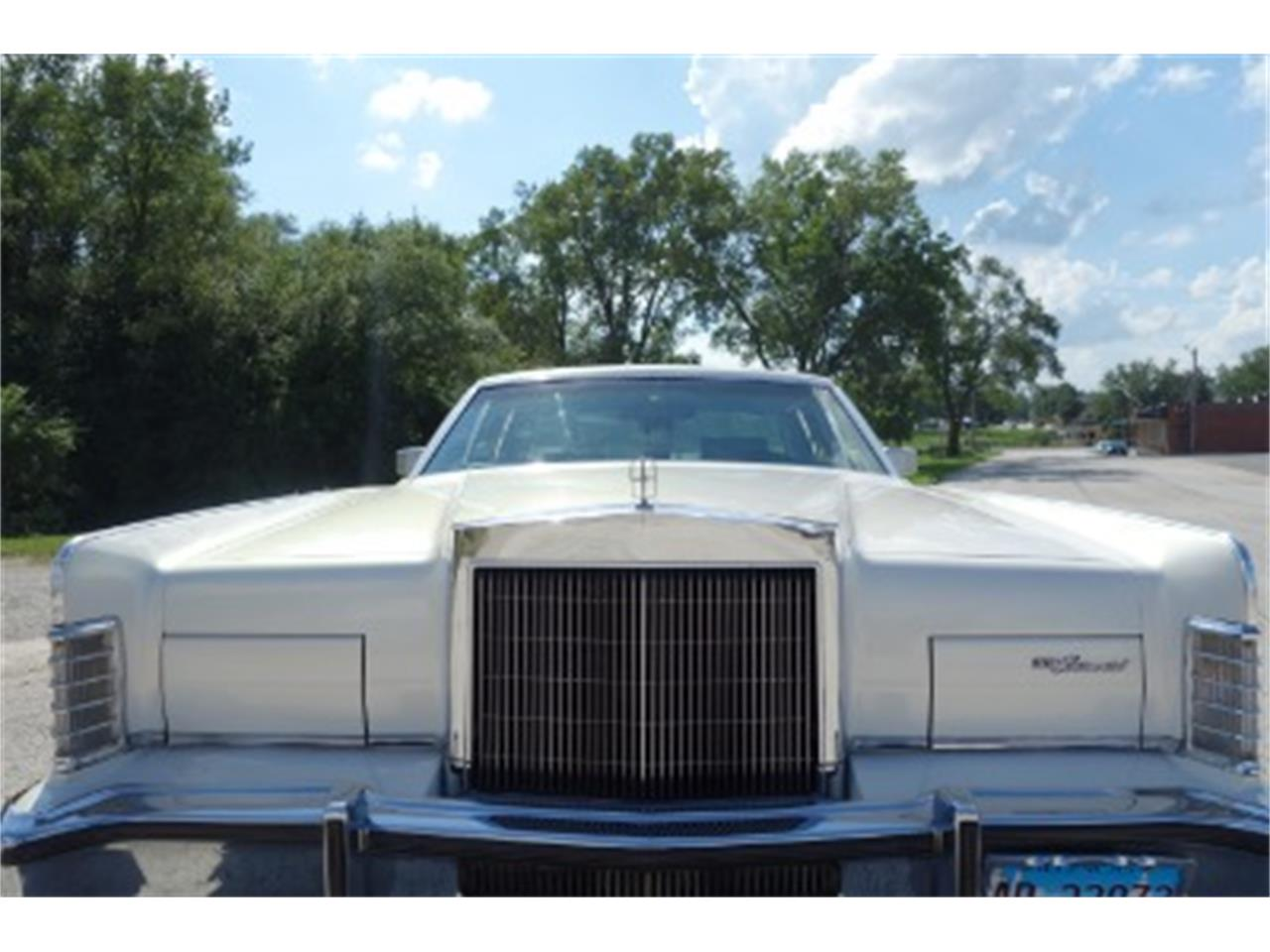 1978 Lincoln Continental (CC-1141104) for sale in Mundelein, Illinois