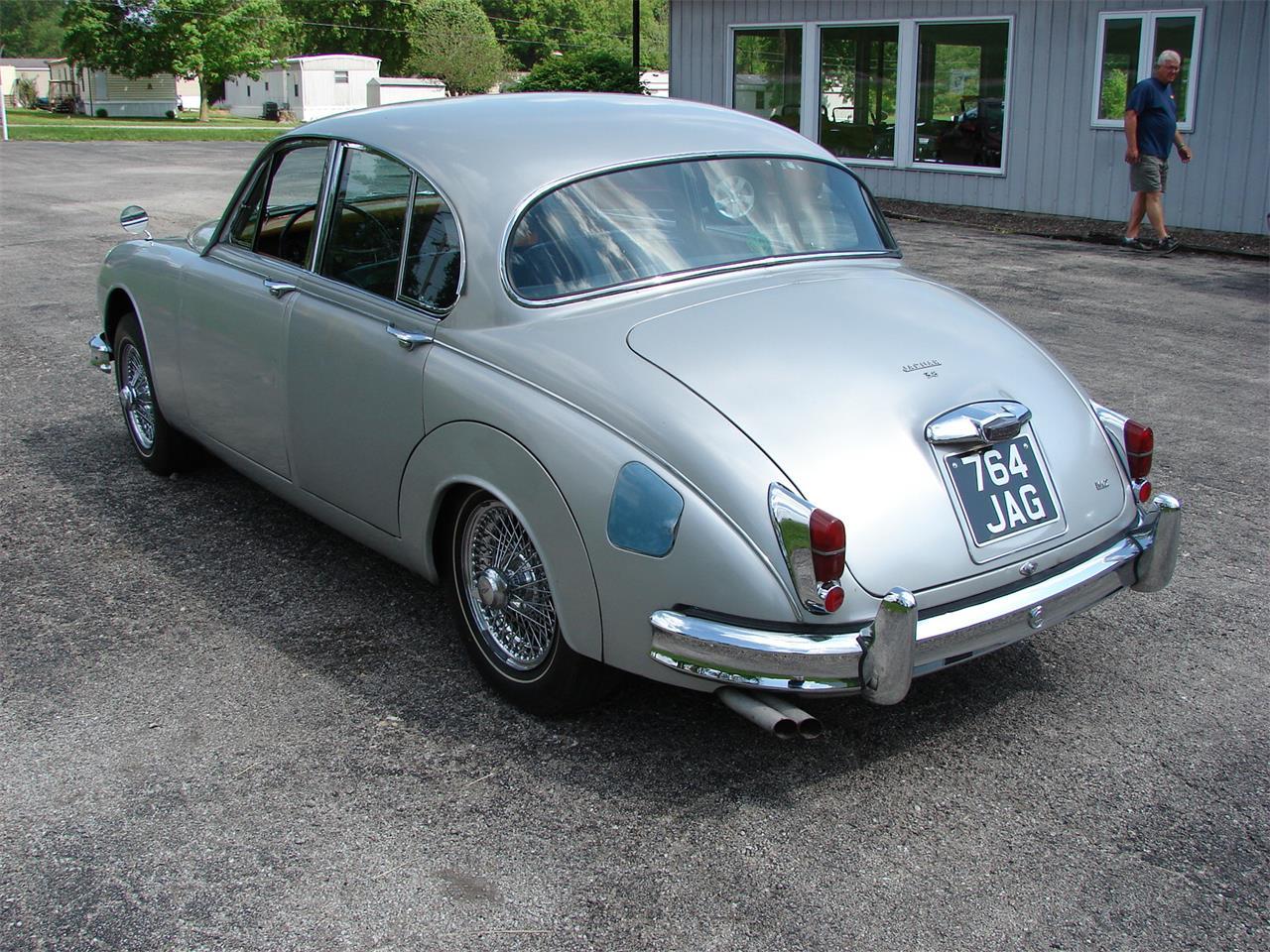 1966 Jaguar Mark II for Sale | ClassicCars.com | CC-1141318