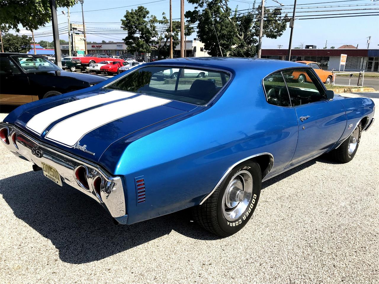 1972 Chevrolet Chevelle SS (CC-1141370) for sale in Stratford, New Jersey