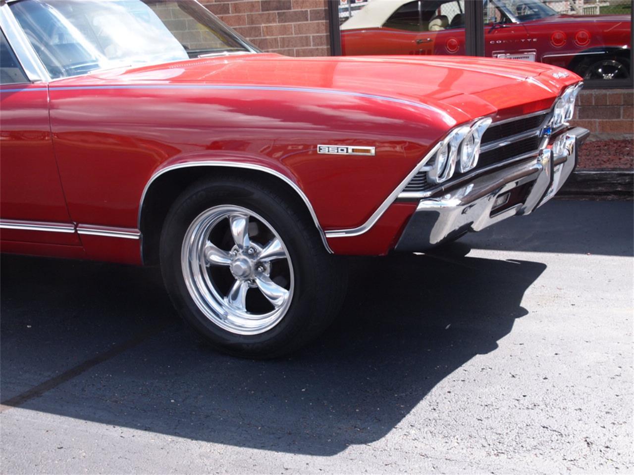 1969 Chevrolet Malibu (CC-1140148) for sale in North Canton, Ohio
