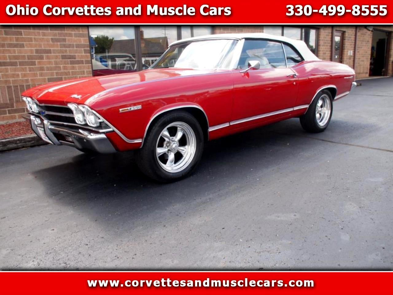 1969 Chevrolet Malibu (CC-1140148) for sale in North Canton, Ohio