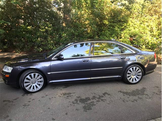 2004 Audi A8 (CC-1141545) for sale in Holliston, Massachusetts