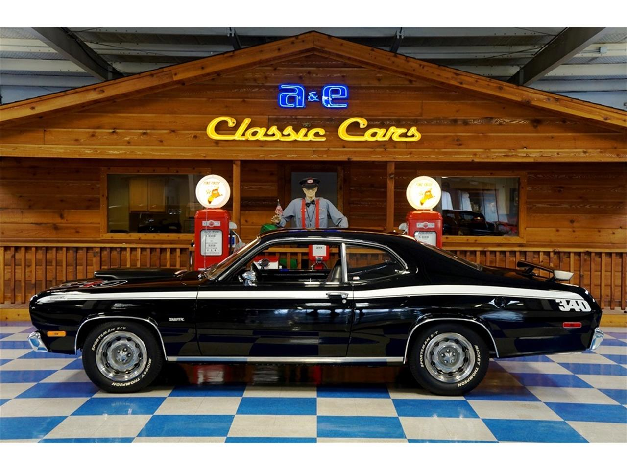 1972 Plymouth Duster (CC-1141577) for sale in New Braunfels, Texas