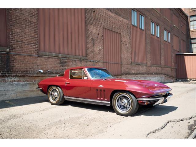 1966 Chevrolet Corvette (CC-1141682) for sale in Wallingford, Connecticut