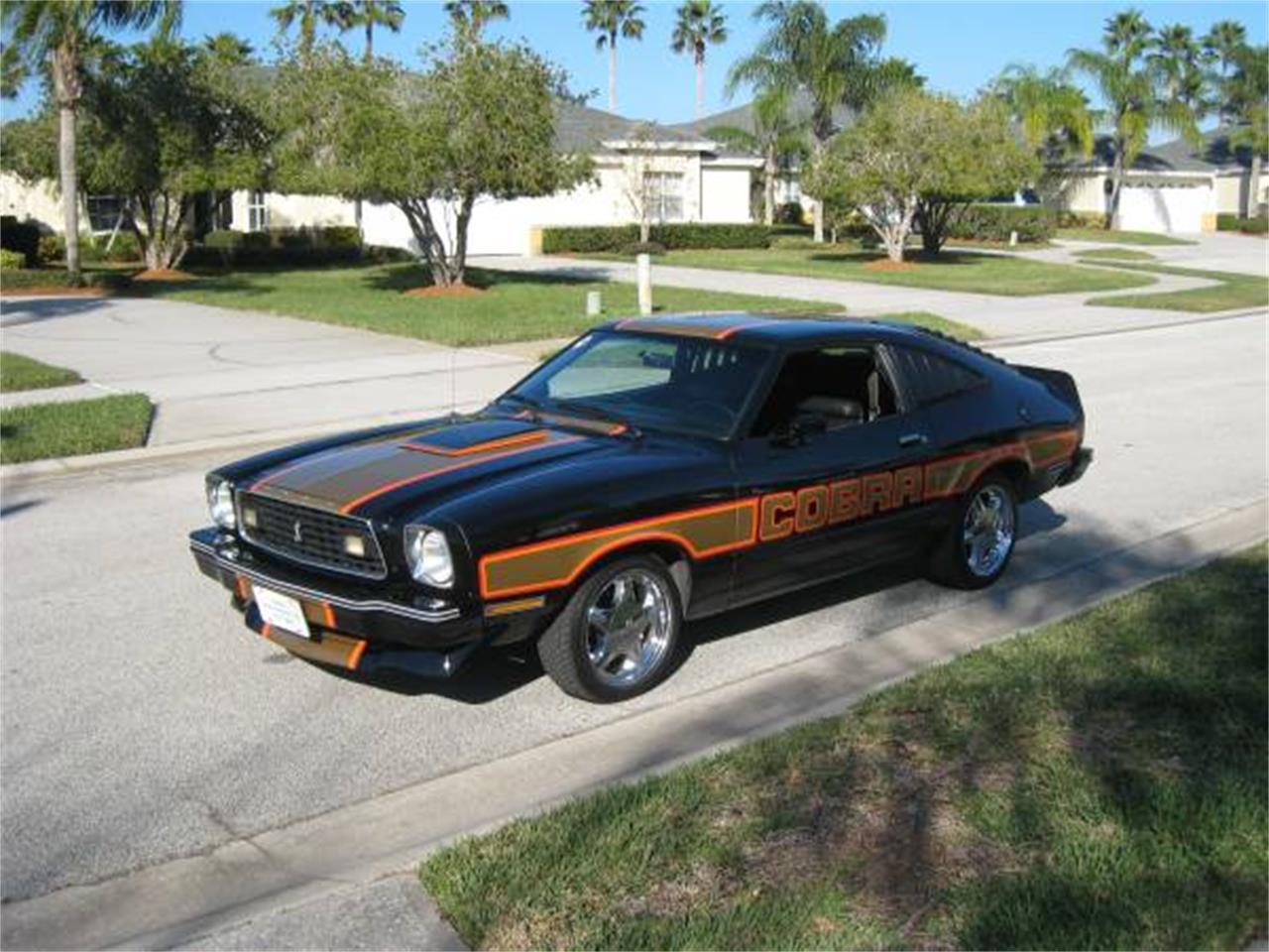 1978 Mustang 2 King Cobra Price