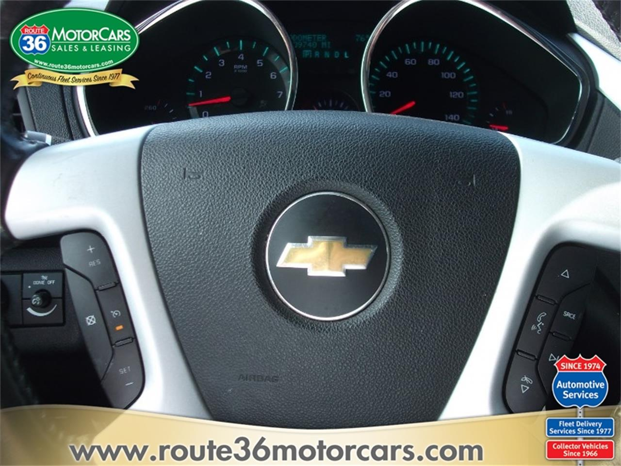 2012 Chevrolet Traverse (CC-1142076) for sale in Dublin, Ohio