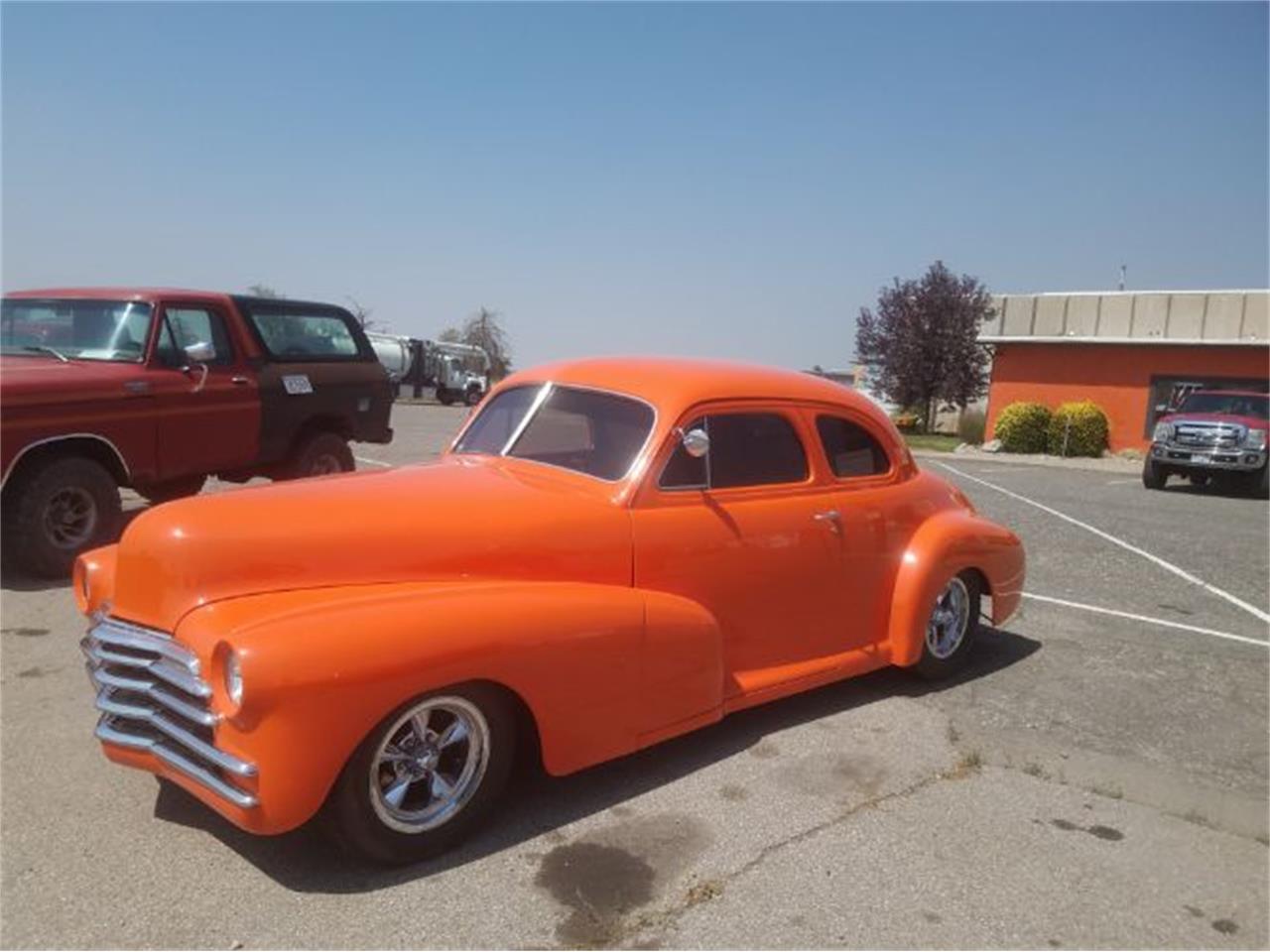 1948 Chevrolet Fleetline (CC-1142167) for sale in Cadillac, Michigan