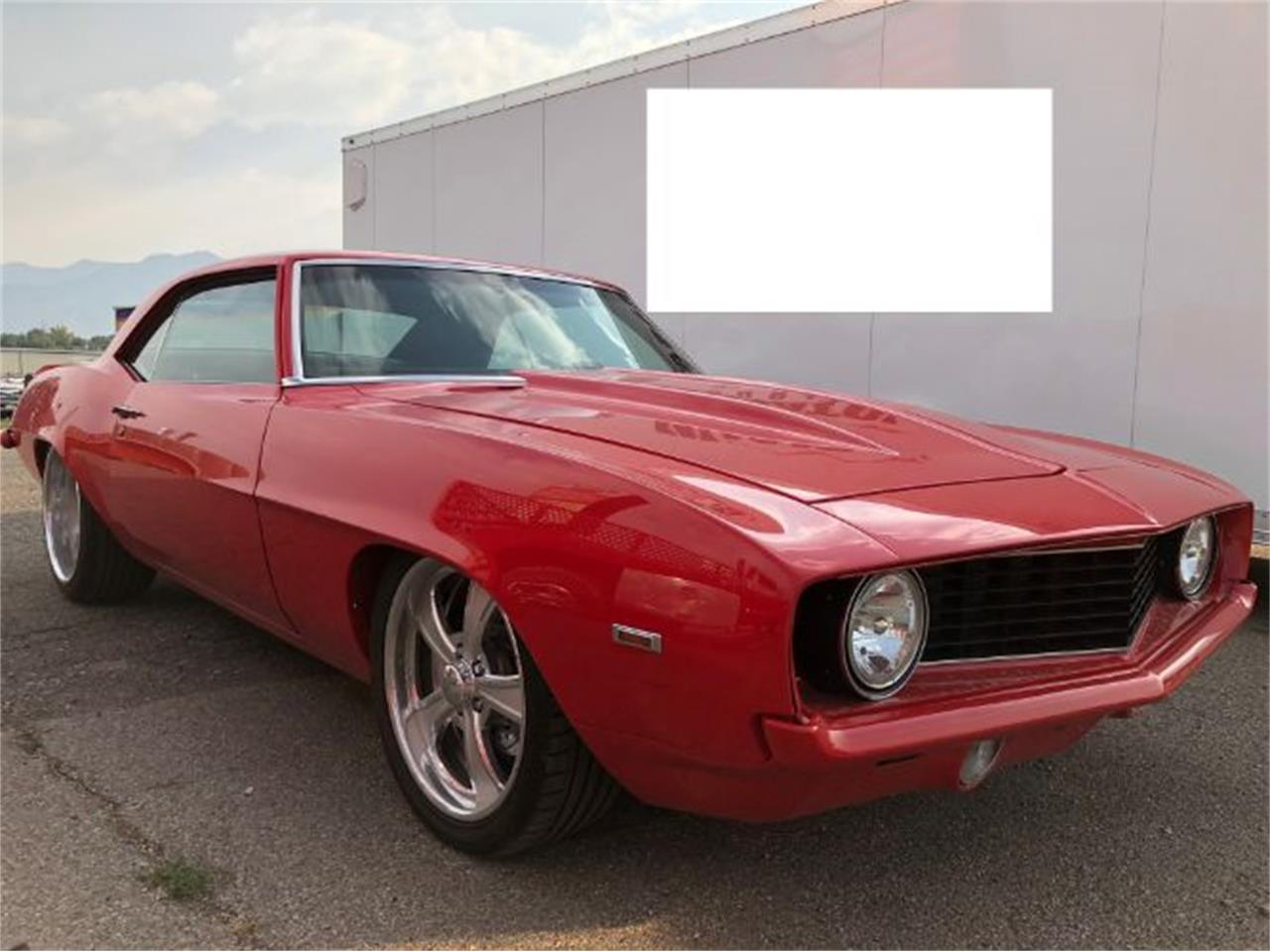 1969 Chevrolet Camaro (CC-1142168) for sale in Cadillac, Michigan