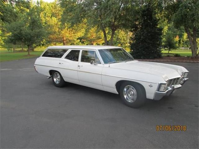 1967 Chevrolet Bel Air (CC-1142181) for sale in Cadillac, Michigan