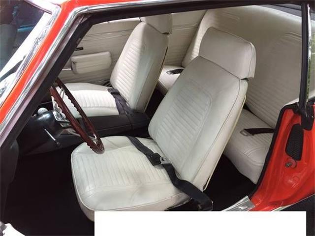 1969 Chevrolet Camaro (CC-1142189) for sale in Cadillac, Michigan
