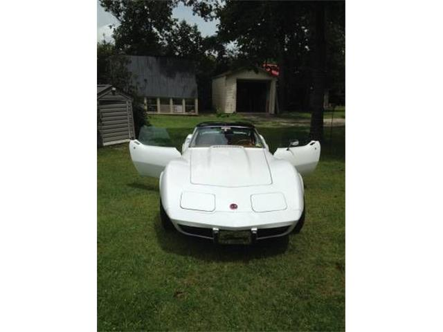 1976 Chevrolet Corvette (CC-1142214) for sale in Cadillac, Michigan
