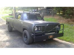 1978 Dodge D200 (CC-1142233) for sale in Cadillac, Michigan