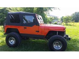 1980 Jeep CJ7 (CC-1142238) for sale in Cadillac, Michigan