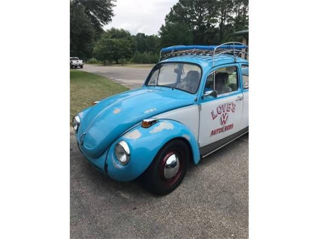 1972 Volkswagen Beetle (CC-1142270) for sale in Cadillac, Michigan