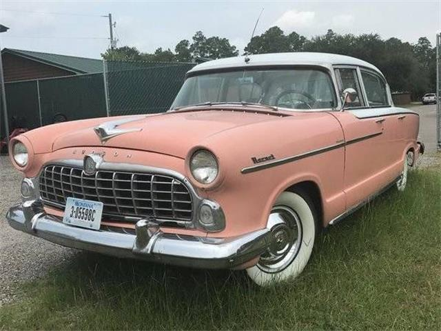 1955 Hudson Hornet (CC-1142274) for sale in Cadillac, Michigan