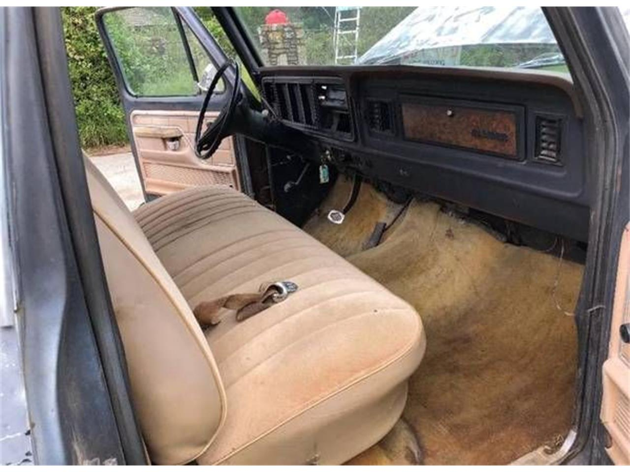 1978 Ford F100 (CC-1142285) for sale in Cadillac, Michigan
