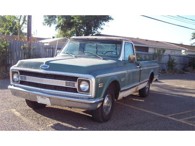 1970 Chevrolet C10 (CC-1142302) for sale in Cadillac, Michigan