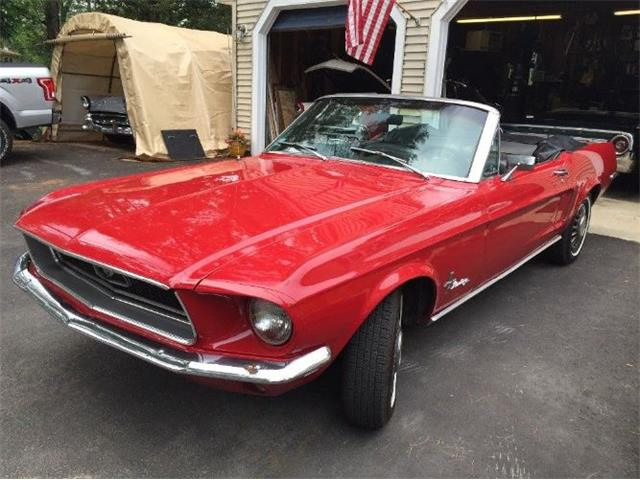 1968 Ford Mustang (CC-1142307) for sale in Cadillac, Michigan