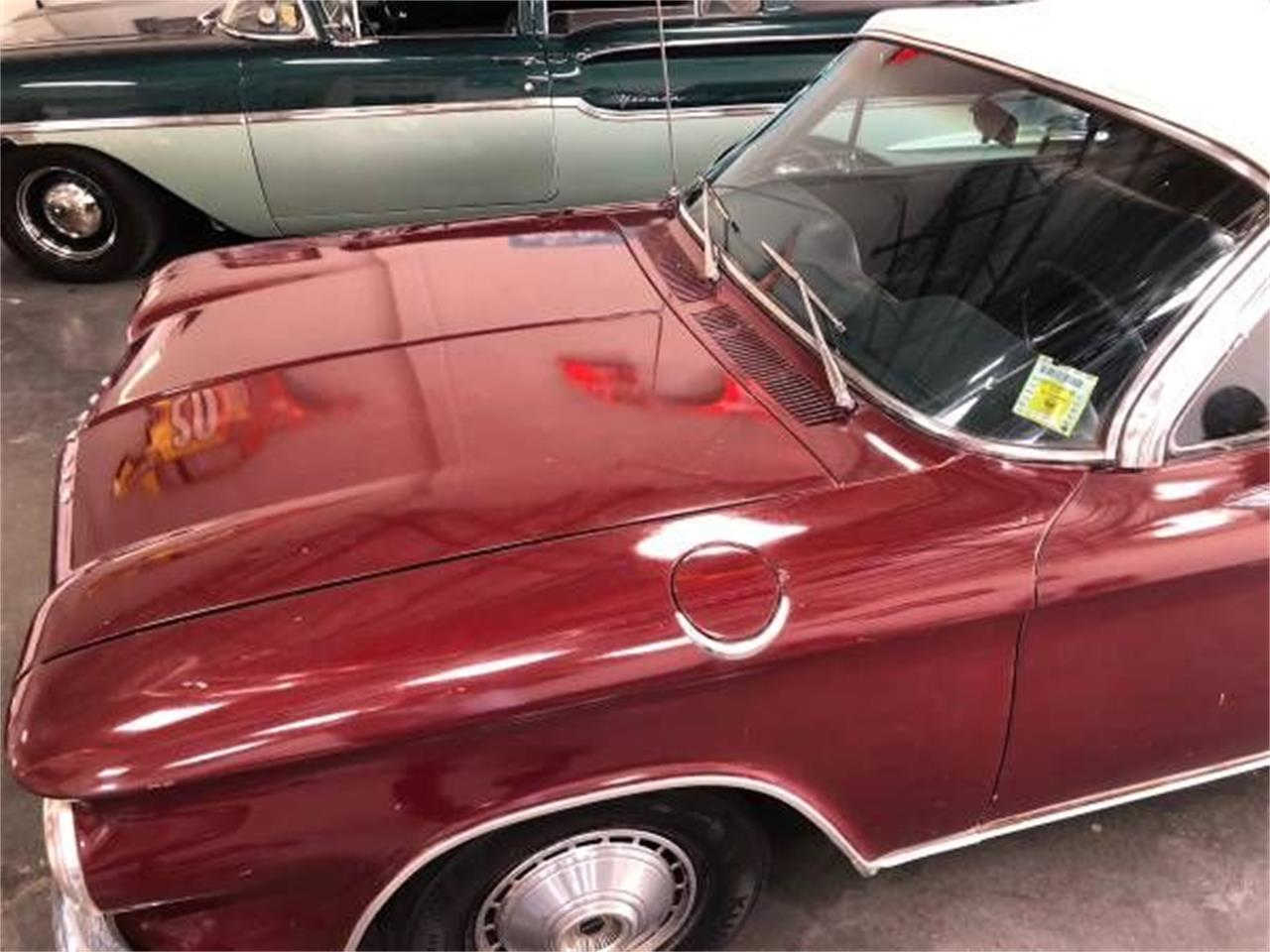 1964 Chevrolet Corvair (CC-1142318) for sale in Cadillac, Michigan