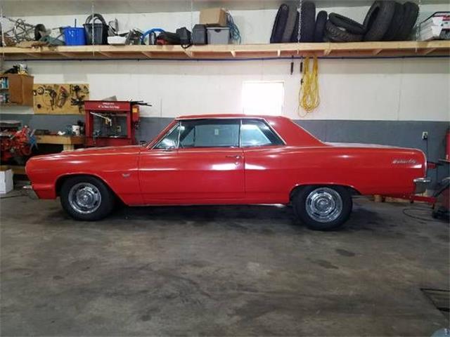 1964 Chevrolet Chevelle (CC-1142319) for sale in Cadillac, Michigan