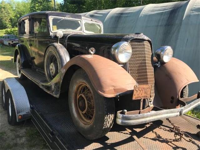 1934 Lincoln Antique (CC-1142349) for sale in Cadillac, Michigan
