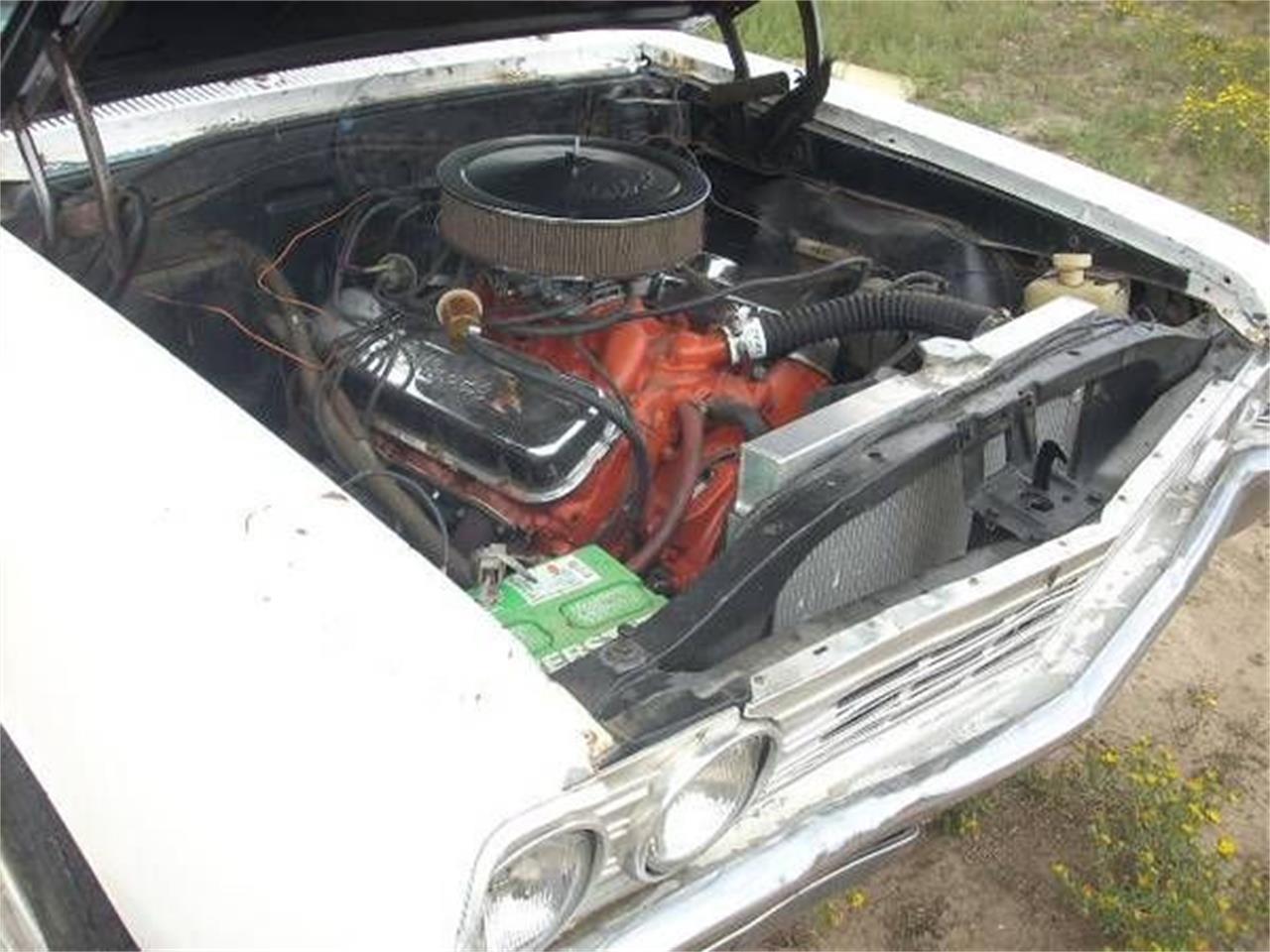 1967 Chevrolet El Camino (CC-1142382) for sale in Cadillac, Michigan