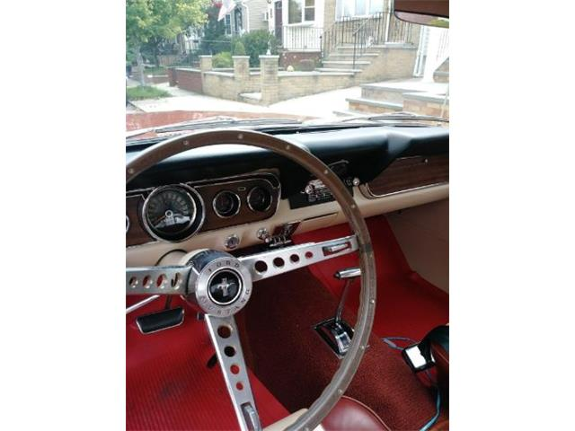 1966 Ford Mustang (CC-1142399) for sale in Cadillac, Michigan