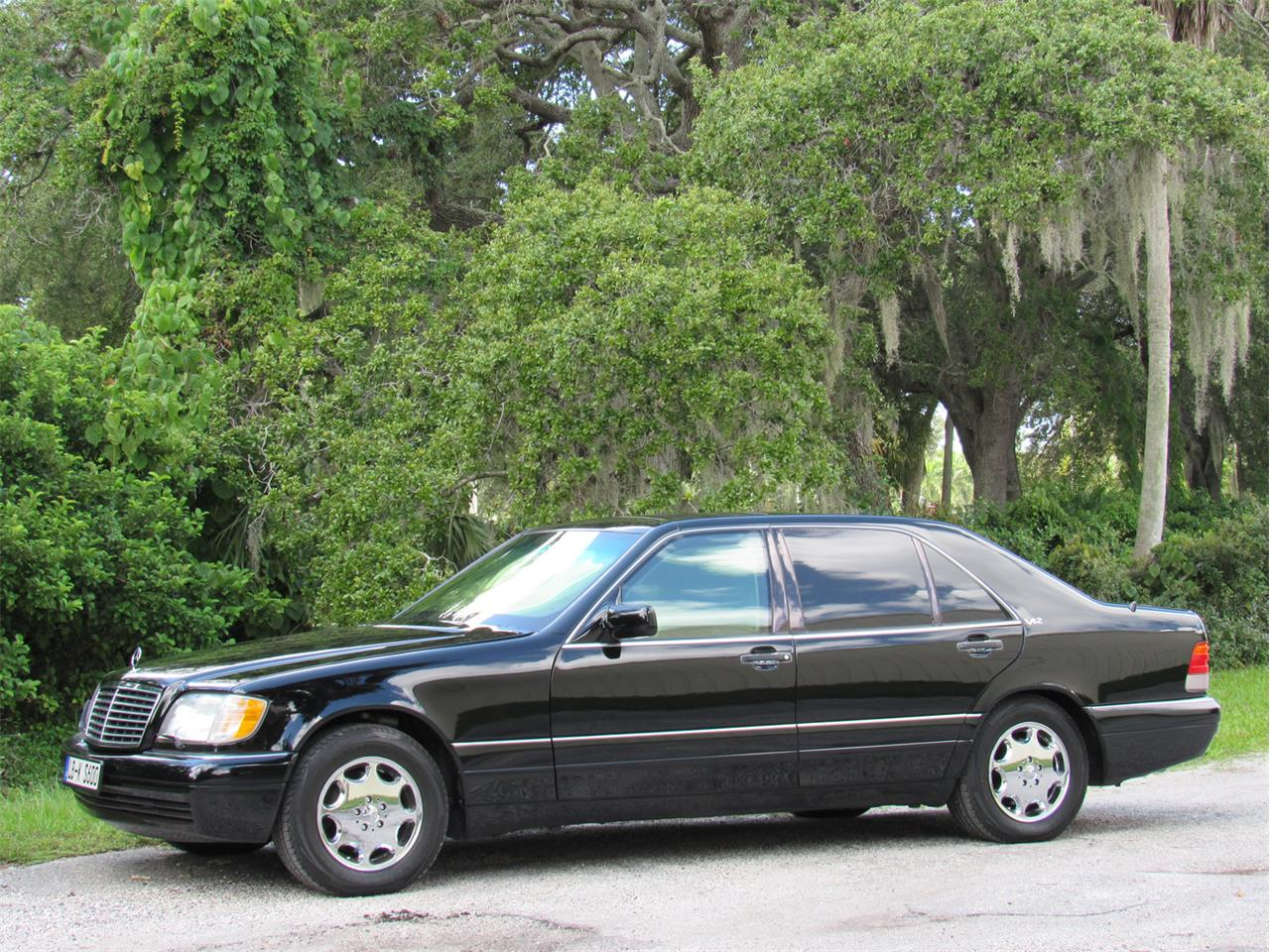 1995 Mercedes-Benz S600 (CC-1142471) for sale in Sarasota, Florida