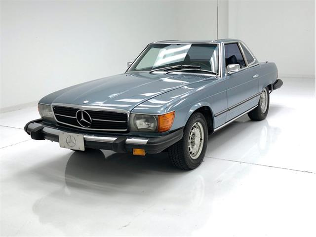 1974 Mercedes-Benz 450SL (CC-1142549) for sale in Morgantown, Pennsylvania