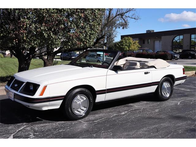1983 Ford Mustang (CC-1142550) for sale in Alsip, Illinois