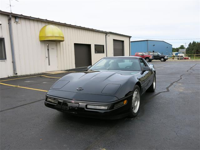 1995 Chevrolet Corvette (CC-1142680) for sale in Manitowoc, Wisconsin