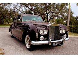 1963 Rolls-Royce Silver Cloud III (CC-1142720) for sale in North Miami , Florida