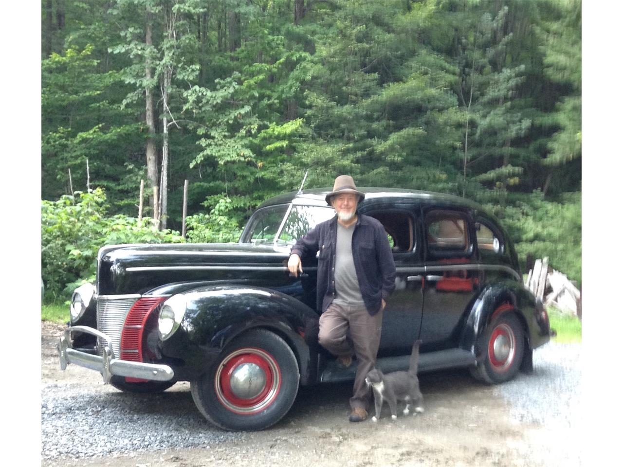 1940 Ford Deluxe (CC-1142740) for sale in Springfield, Vermont