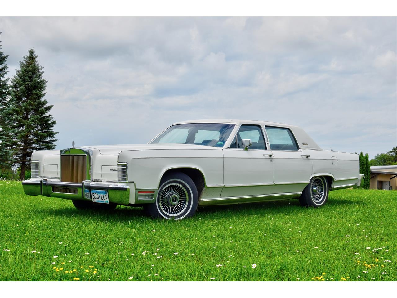1979 Lincoln Town Car (CC-1142746) for sale in Watertown, Minnesota