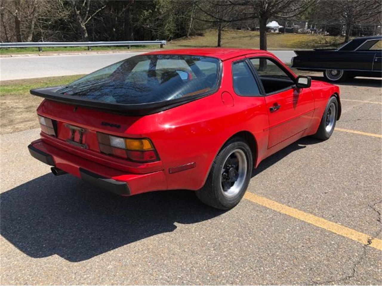 1983 Porsche 944 (CC-1142833) for sale in Cadillac, Michigan