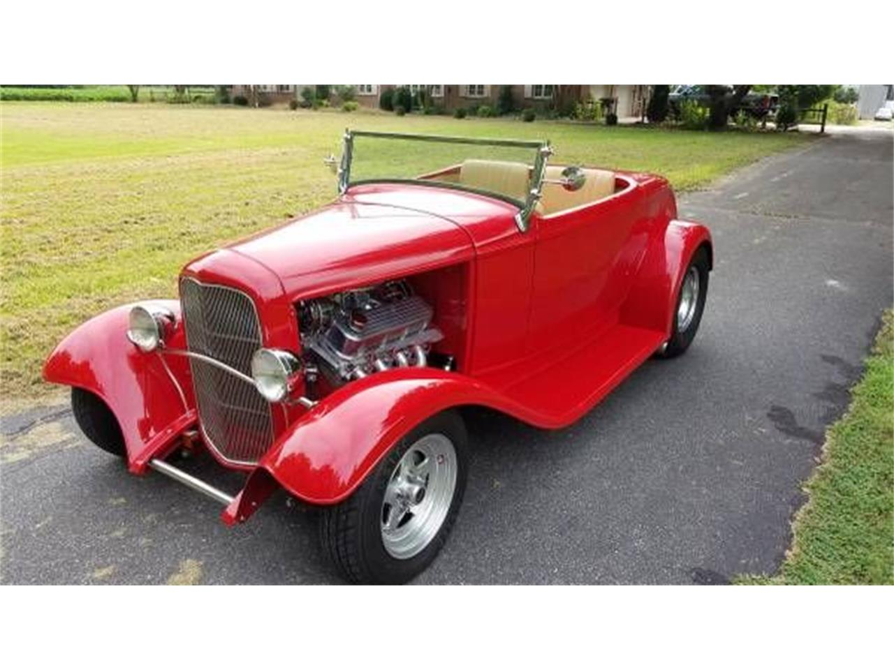 1932 Ford Roadster (CC-1142846) for sale in Cadillac, Michigan