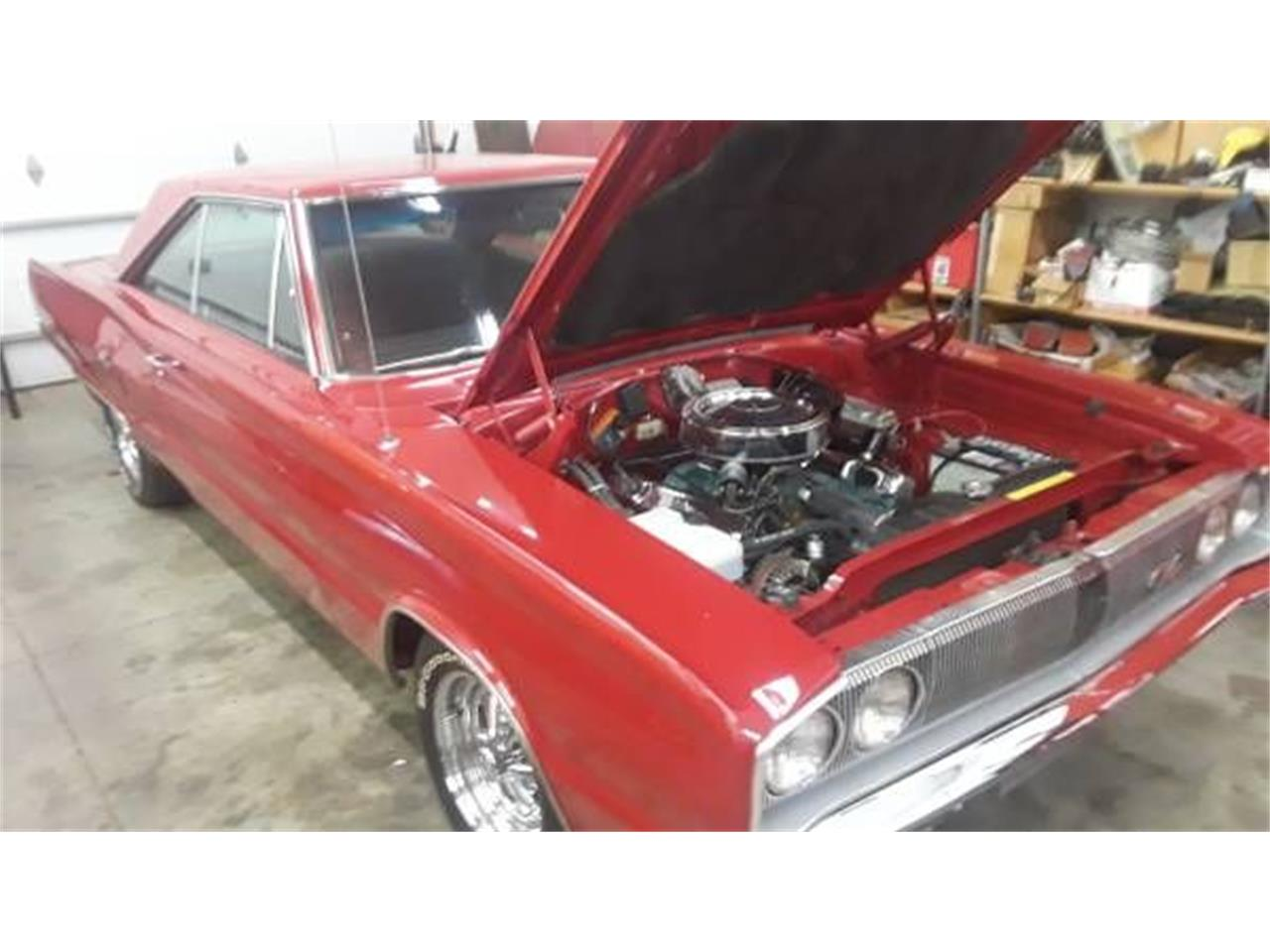 1967 Dodge Coronet (CC-1142853) for sale in Cadillac, Michigan
