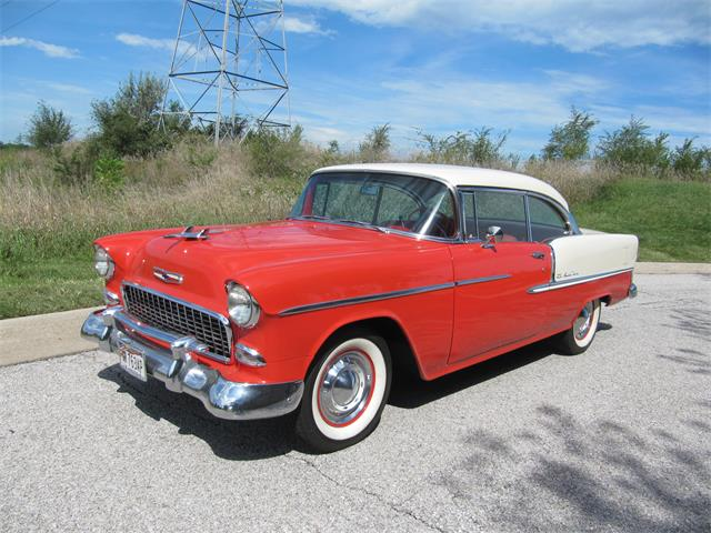 1955 Chevrolet Bel Air (CC-1140288) for sale in Omaha, Nebraska