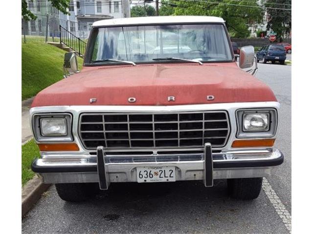 1979 Ford F250 (CC-1142884) for sale in Cadillac, Michigan