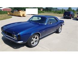 1967 Chevrolet Camaro (CC-1142888) for sale in Cadillac, Michigan